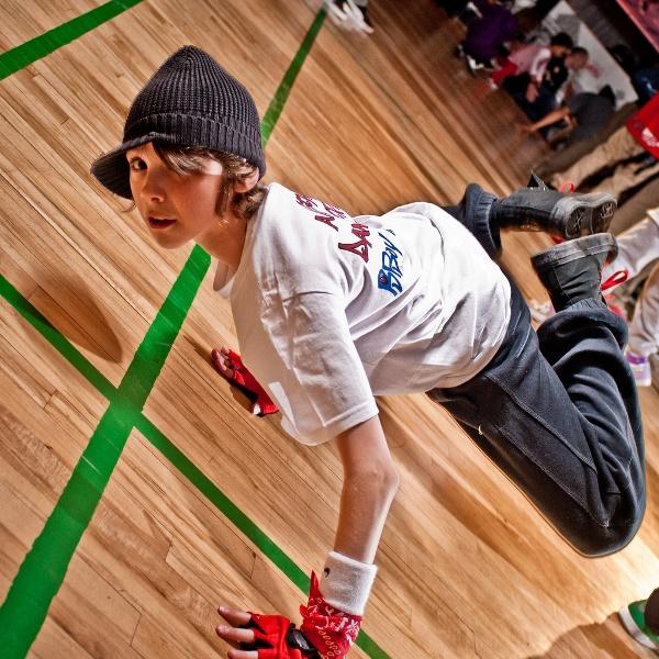 Zusatzangebot Breakdance
