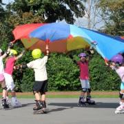 Zusatzangebot Inline-Skaten