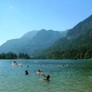 Familienurlaub Tirol - Badesee