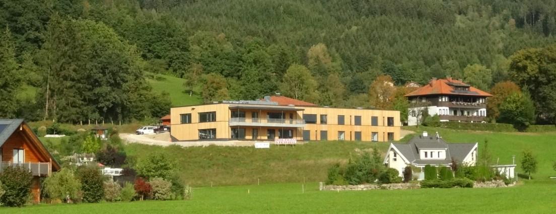 Oberösterreich - Windischgarsten, Hausansicht