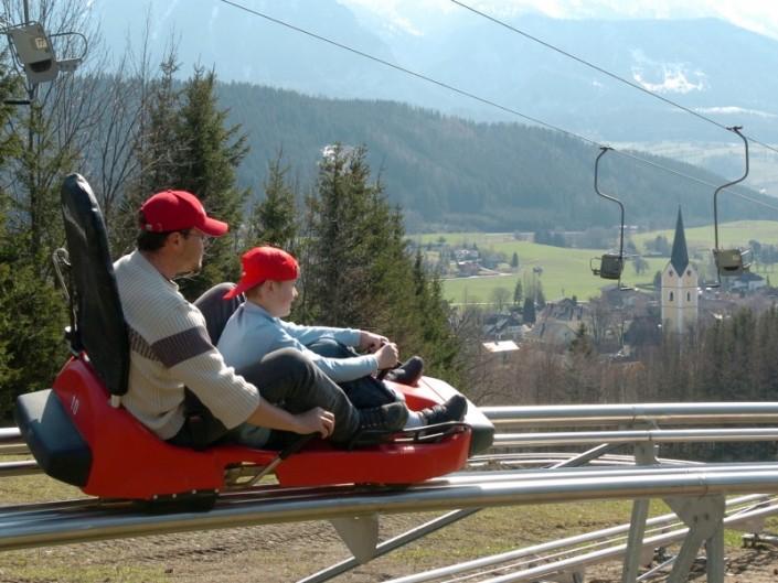 Oberösterreich - Windischgarsten, Alpine-Coaster © HIWU