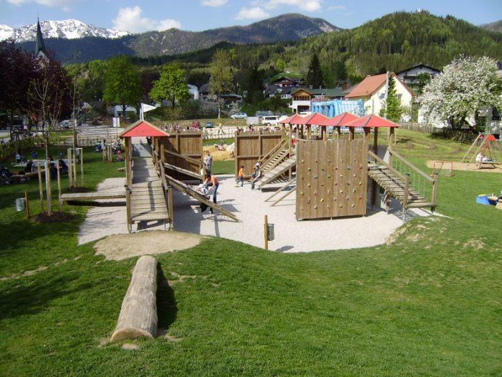 Oberösterreich - Windischgarsten, öffentlicher Spielplatz - 15 Min. Fußweg entfernt