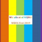WIJUG Fest Farben