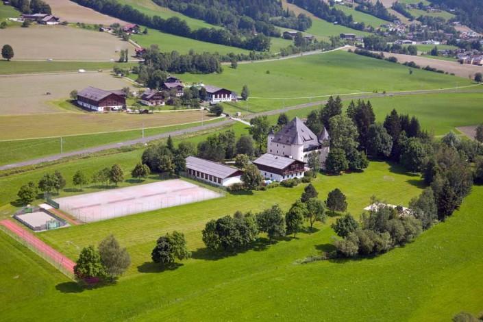 Bundesschullandheim Schloss Tandalier, Radstadt, Salzburg